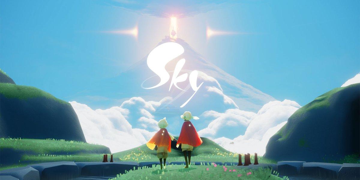 Создатели Journey выпустили новую игру для Android — Sky: Children of the Light