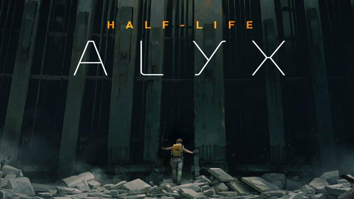 В Valve раскрыли дату релиза Half-Life: Alyx